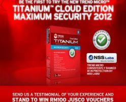Кибер-угрозы не страшны с новым пакетом Trend Micro Titanium 2012