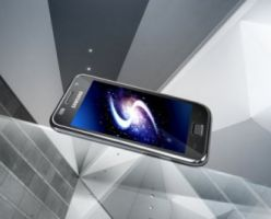 Новый Android медиаплеер Galaxy S WiFi 3.6 от Samsung на IFA 2011.
