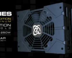 Новая троица блоков питания XFX ProSeries с выходными мощностями 1, 1,05, и 1,2 кВт