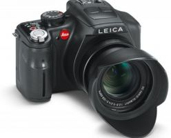 Ультразум V-Lux 3 от Leica с мощным 12,1 мегапиксельным сенсором снимет видео 1080р
