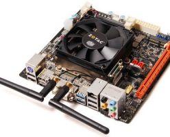 Домашнюю мультимедиа систему можно будет собрать на платформе ZOTAC D2700-ITX Wi-Fi Supreme