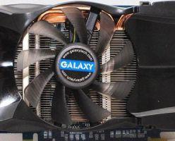 Представлены бенчмарки и фотографии видеокарты Galaxy GeForce GTX 560 SE