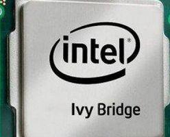 Выпуск процессоров Ivy Bridge будет отсрочен только для мобильной версии двухъядерных чипов