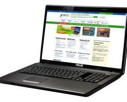 Ноутбук с огромной диагональю ASUS K93SM готовится к выпуску в Европе