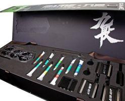 Видеоадаптер Colorful GTX 680 iGame Kudan оснастили огромным кулером и модульной системой питания