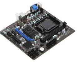 Бюджетная материнская плата MSI 760GM-P34 (FX) примет на борт процессоры компании AMD