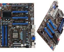 МП Sapphire Pure Platinum Z77 проходит предпродажную подготовку