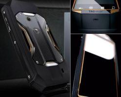 Представлен официально смартфон класса люкс — TAG Heuer RACER