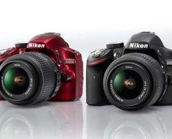 Новая 24-х мегапиксельная зеркальная камера начального уровня от NIKON – D 3200