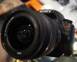 Первые снимки и предварительные характеристики новой зеркальной камеры Sony a37