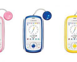 Huawei HW-01D — новый мобильный телефон для детей