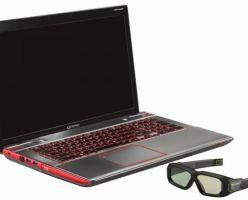 Toshiba Qosmio X870  — ноутбук для геймеров за $3699
