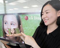LG Display выпустит первый в мире Full HD экран с диагональю 5 дюймов