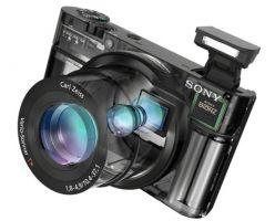 Новый гибрид от Sony : Cyber-shot DSC-RX100