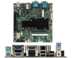 MSI MS-9893: системная плата на платформе Intel Atom