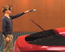 Mixed Reality от Canon  — новая система дополненной реальности