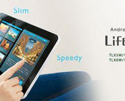 LifeTouch L от NEC — новые планшеты для развлечений и бизнеса
