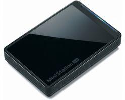 Очередной внешний HDD MiniStation 3.0 от Buffalo емкостью 2 ТБ