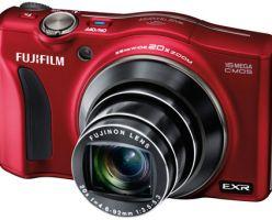 FinePix F800EXR – новая компактная фотокамера от Fujifilm с модулем Wi-Fi