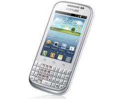 Смартфон GT-B5330 от Samsung получил коммерческое наименование  Galaxy Chat