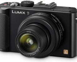 Lumix DMC LX7: новая камера премиум-класса от Panasonic