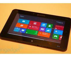 В 2012г. только Samsung, Toshiba, Lenovo и ASUS будут выпускать свои планшеты на Windows RT.