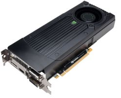 Тихий анонс от компании NVIDIA GeForce GTX660(OEM)