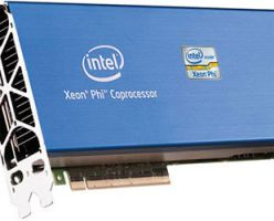 Intel Xeon Phi имел 62 ядра и был нацелен на частоту выше 1 ГГц для битвы с NVIDIA GK110