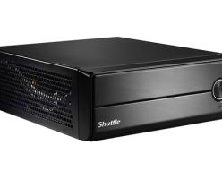 Система Slim-PC Barebone XH61V от Shuttle