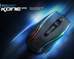 Новые модели игровых мышей от ROCCAT