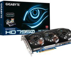 Фирменная концепция Ultra Durable VGA на видеокарте GIGABYTE Radeon HD 7950