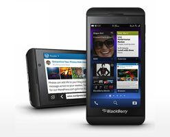 Популярность BlackBerry 10 растет
