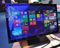 Что сможет моноблок Fujitsu Esprimo с новой Windows 8?