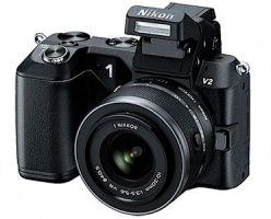 Nikon 1 V2 — незеркальный фотоаппарат для энтузиастов