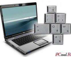 Ремонт клавиатуры ноутбука hp