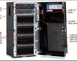 Обзор серверов IBM серии M4