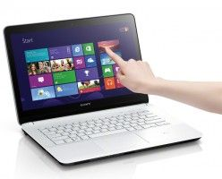 Внешний вид ноутбука Sony VAIO Fit