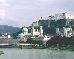 Туры в Зальцбург, Австрия