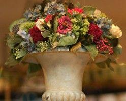Красивые цветочные композиции.