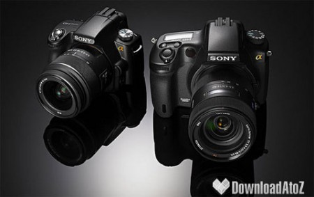 Sony Alpha A35 и NEX-C3