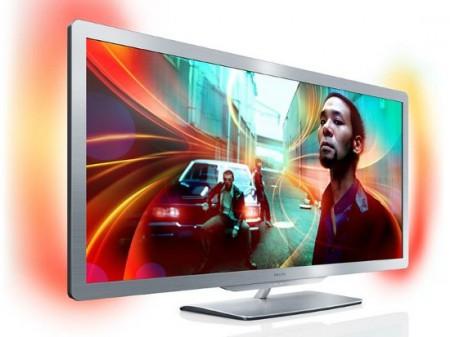 СП наследует  отдает ТВ-бизнес от Philips