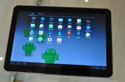Требования к планшетам на Android 3.0