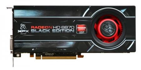XFX Radeon HD 6870 Black Edition, нестандартный кулер