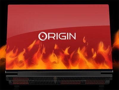 Ноутбук ORIGIN EON 17-S процессор 4,5 ГГц