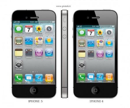 iPhone 5 не раньше сентября