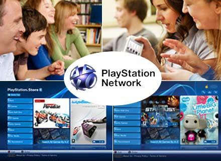 """""""внешнее вторжение"""" в PlayStation Network"""