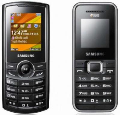 Двухсимочный Samsung Е1182, Е2232 и С3322
