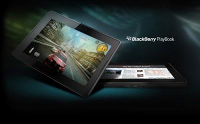 Отозвално 1000 планшетов BlackBerry PlayBook