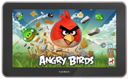 Недорогой планшет teXet TM-7021 на Android