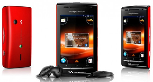 Txt Pro и Mix Walkman от Sony Ericsson